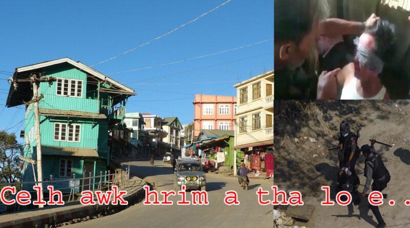 Kan Laitlang Hakha Khua Chungah Mah Bantuk hin Ralhrang an cawlcang cang ee!