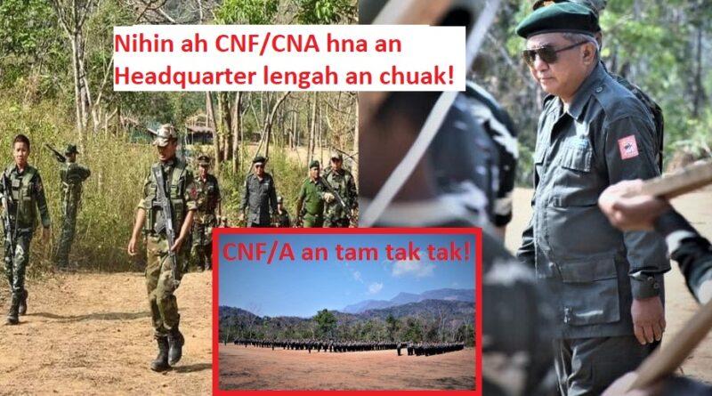Nihin CNF An Headquarter In An Chuak!