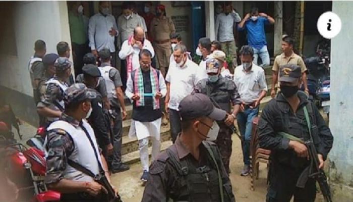"""Cachar nih Mizoram cu zei zong vialte hna kan phih piak dih ah cun rawl tam in an thi ko lai tiah """"Economic Blockade"""" kan kalpi lai tiin,"""
